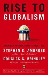 Rise to Globalism 9th edition 9780142004944 0142004944