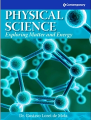 Physical Science: Exploring Matter and Energy - Hardcover Student Text Only 1st edition 9780077041380 0077041380