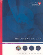 Heartsaver CPR 1st Edition 9780874934717 0874934710