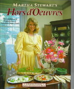 Martha Stewart's Hors d'Oeuvres 0 9780517554555 0517554550