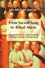 From Sacred Song to Ritual Music 1st Edition 9780814623527 0814623522