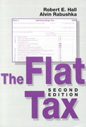 The Flat Tax 2nd edition 9780817993122 0817993126