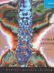 Human Anatomy 5th Edition 9780805347890 0805347895