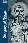 Gregory of Nyssa 1st Edition 9780809121120 0809121123