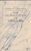 The Globalization of Liberalism 1st Edition 9780230519381 0230519385