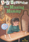 A to Z Mysteries: The Missing Mummy 0 9780375802683 0375802681