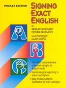 Signing Exact English 1st Edition 9780916708269 0916708268