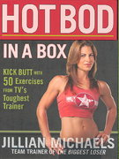 Jillian Michaels Hot Bod in a Box 1st edition 9780307450517 0307450511