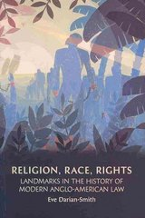 Religion, Racism, Rights 1st Edition 9781841137292 1841137294