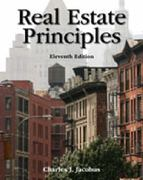 Exam Prep Study Guide for Jacobus' Real Estate Principles, 11th 11th Edition 9780324787665 0324787669