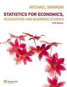 Statistics for Economics, Accounting and Business Studies 5th edition 9780273717942 0273717944