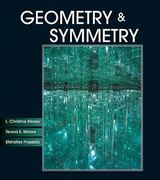 Geometry and Symmetry 1st edition 9780470499498 0470499494