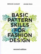 Basic Pattern Skills for Fashion Design 2nd Edition 2nd edition 9781563678349 1563678349