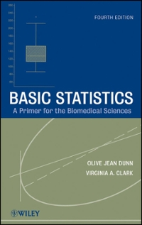 Basic Statistics 4th edition 9780470248799 0470248793