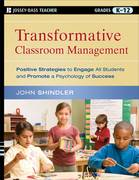 Transformative Classroom Management 1st edition 9780470448434 0470448431