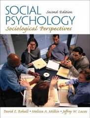 Social Psychology 2nd edition 9780205661060 0205661068