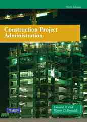 Construction Project Administration 9th edition 9780135000076 0135000076