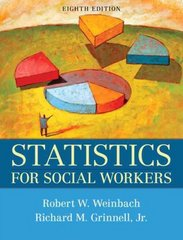 Statistics for Social Workers 8th Edition 9780205739875 0205739873