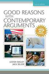 Good Reasons with Contemporary Arguments, MLA Update 4th edition 9780205743377 0205743374