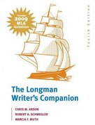 The Longman Writer's Companion 4th edition 9780205741816 0205741819