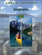 Annual Editions: Geography, 23/e 23rd edition 9780073515519 0073515515