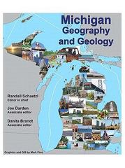 Michigan Geography and Geology 1st Edition 9780536987167 0536987165