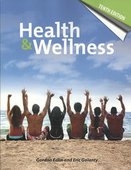 Health & Wellness 10th edition 9780763765934 0763765937
