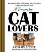 A Treasury for Cat Lovers 1st edition 9781439103210 1439103216