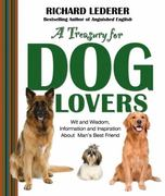 A Treasury for Dog Lovers 1st edition 9781439103159 1439103151