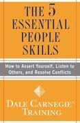 The 5 Essential People Skills 1st edition 9781416595489 1416595481