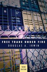 Free Trade Under Fire 3rd edition 9780691143156 0691143153