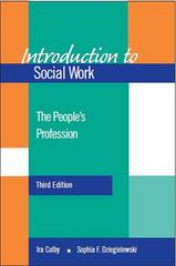 Introduction to Social Work 3rd edition 9781933478531 1933478535