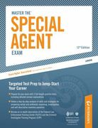 Master the Special Agent Exam 12th edition 9780768927955 0768927951