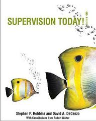 Supervision Today! (with Self Assessment Library 3.4) 6th edition 9780137153480 0137153481