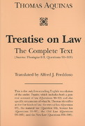 Treatise on Law 1st Edition 9781587318801 1587318806