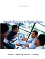 Human Behavior in Organizations (with Self Assessment Library 3.4) 2nd Edition 9780136086840 0136086845