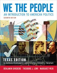 We the People 7th edition 9780393933734 0393933733