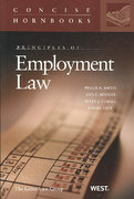 Principles of Employment Law 1st Edition 9780314168771 031416877X