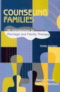 Counseling Families 3rd Edition 9780891083474 0891083472