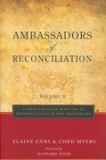 Ambassadors of Reconciliation Vol. II 1st Edition 9781570758331 1570758336