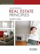 Real Estate Principles 5th edition 9781427767752 1427767750