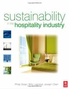 Sustainability in the Hospitality Industry 0 9780750679688 0750679689