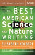 The Best American Science and Nature Writing 2009 0 9780547002590 0547002599