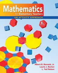 Math for Elementary Teachers: An Activity Approach with Manipulative Kit Mathematics for Elementary Teachers 8th Edition 9780077297947 0077297946