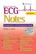 ECG Notes 2nd edition 9780803621428 0803621426