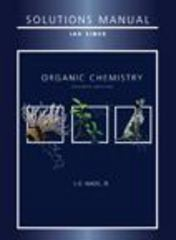 Solutions Manual for Organic Chemistry 7th edition 9780321598714 0321598717