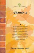 Vitamin K 1st edition 9781580541688 1580541682