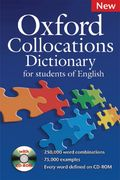 Oxford Collocations Dictionary 2nd edition 9780194325387 0194325385