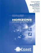 Telecourse Student Guide for Seeds' Horizons: Exploring the Universe 11th edition 9781439046029 1439046026