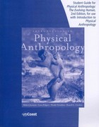 Telecourse Student Guide for Jurmain/Kilgore/Trevathan/Ciochon's Introduction to Physical Anthropology 2009-2010 Edition, 12th 12th edition 9780495807858 0495807850